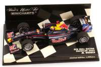 Red Bull Racing Renault Showcar Formel 1 2009 Nr.14 Mark Webber - Minichamps 400090084