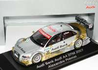 Audi A4 DTM 2007 Phoenix Racing Audi Bank Nr.17 Alexandre Prémat - Werbemodell - Minichamps 5020700183
