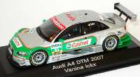 "Audi A4 DTM 2007 ""Castrol"" Nr.21, Vanina Icks Werbemodell Minichamps 5020700193"