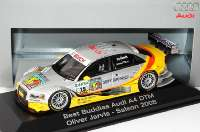 "Audi A4 DTM 2008 (Modell 2007) ""Phoenix, Best Buddies"" Nr.15, Oliver Jarvis Werbemodell Minichamps 5020800183"