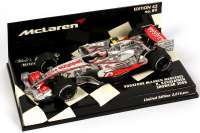 "McLaren Mercedes MP 4-23 Showcar Formel 1 2008 ""Vodafone"", Heikki Kovalainen Minichamps 530084393"