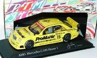 Mercedes-Benz C-Klasse W204 DTM 1994 Zakspeed ProMarkt Nr.15 Jörg van Ommen - Minichamps 430943315