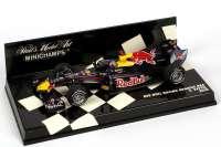 Red Bull Racing Renault RB6 Formel 1 2010 Nr.5, Sebastian Vettel Minichamps 410100005