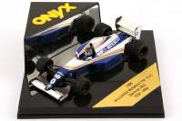 "Williams Renault FW 15 C Formel 1 1994 ""elf, Renault"" Nr.0, Damon Hill - Test Car Onyx 188"