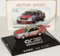 """Audi V8 Evolution DTM 1992 """"AZR"""" Nr.1, Frank Biela herpa 035644"""