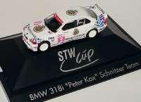"BMW 318i (E36) STW 1995 ""Schnitzer"" Nr.9, Peter Kox herpa 036658"