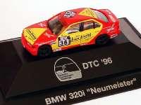 "BMW 320i (E36) DTC´96 ""Neumeister, Linea Direkta"" Nr.36, Neumeister herpa 036771"