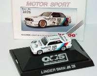 """BMW M3 (E30) DTM 1990 """"Linder, Vogelsang"""" Nr.11, Heger herpa 3526"""