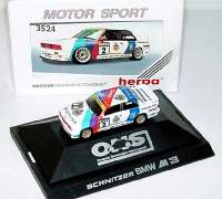 "BMW M3 (E30) DTM 1990 ""Schnitzer"" Nr.2, Giroix herpa 3524"