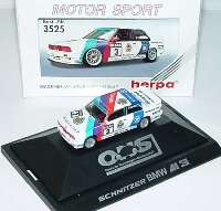"BMW M3 (E30) DTM 1990 ""Schnitzer"" Nr.3, Cecotto herpa 3525"