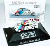 BMW M3 E30 DTM 1991 Bigazzi Nr.12 Armin Hahne - herpa 3532