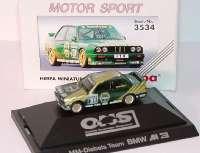 "BMW M3 (E30) DTM 1991 ""MM, Diebels Alt"" Nr.31, Danner herpa 3534"