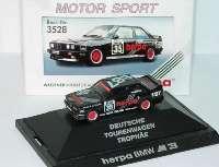 "BMW M3 (E30) DTT 1990 ""herpa"" Nr.35, Neumeister herpa 3528"
