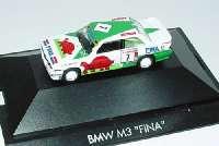 """BMW M3 (E30) """"Fina"""" Nr. 7, Tassin (Bel. Procar ´93) herpa 035972"""