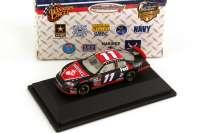 """1:87 Chevrolet Monte Carlo SS NASCAR 2007 """"Joe Gibs Racing, Marines"""" Nr.11, Denny Hamlin (Memorial Day Edition)"""