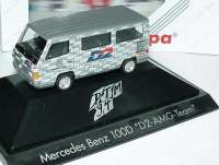 "Mercedes-Benz 100D Bus DTM 1994 ""AMG - D2 Privat"" herpa 036306"