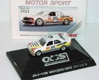 Mercedes-Benz 190E 2.5-16 Evolution I DTM 1990 AMG Kärcher Nr.77 Fritz Kreutzpointner - herpa 3523