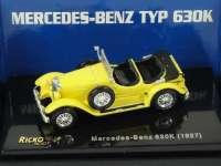 Vorschaubild Mercedes-Benz_24/100/140 PS - Typ 630