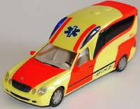 Mercedes-Benz Binz A 2003 W211 Binz RettBull herpa 046275