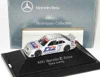 "Mercedes-Benz C 180 DTM 1994 ""AMG, D2 Privat"" Nr.7, Klaus Ludwig Werbemodell herpa B66005310"