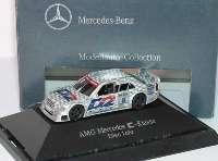 """Mercedes-Benz C 180 DTM 1994 """"AMG, D2 Privat"""" Nr.8, Ellen Lohr Werbemodell herpa B66005305"""