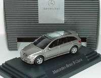 Mercedes-Benz R-Klasse (W251) 2005 cubanitsilber-met. Werbemodell Busch B66961370