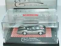 """Mercedes-Benz W196 silbergrau Nr. 4 """"40 Jahre Grand-Prix-Sport"""" Werbemodell Wiking"""