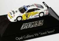 """Opel Calibra V6 DTM 1995 """"Team Joest"""" Nr.10, Dalmas herpa 036481"""