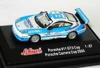 "Porsche 911 GT3 Cup (996) PCC 2005 ""Bergmann & Franz, Grohe"" Nr.16, Bartholomeyczik Schuco 25023"
