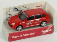 "Porsche Cayenne Turbo ""20. Herpa IAA 2003, Made in Germany!"" herpa"
