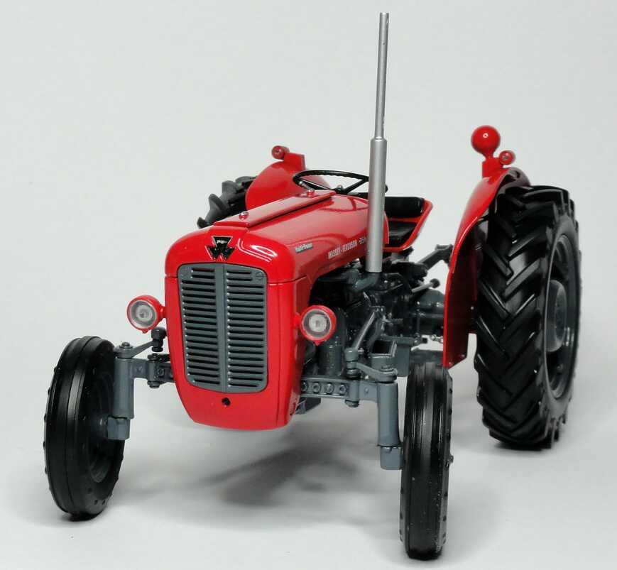 Foto 1:16 Massey Ferguson MF 35X rot/grau Universal Hobbies UH2692