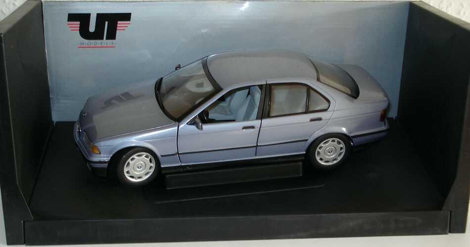 Foto 1:18 BMW 325i (E36) samoablau-met. UT Models 180023300