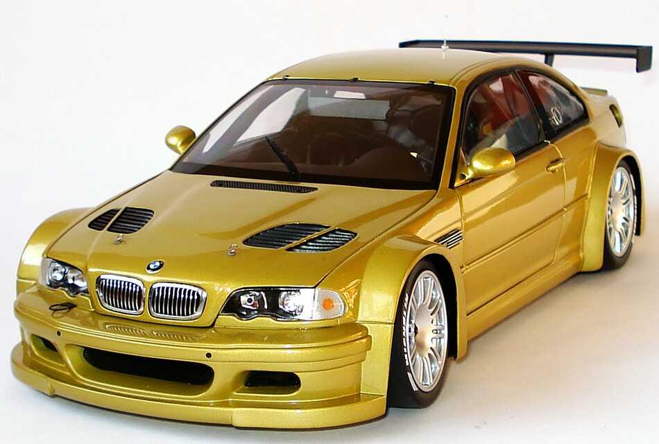 BMW E46 M3 >> BMW M3 GTR Street (E46) phönixgelb-met. Werbemodell ...
