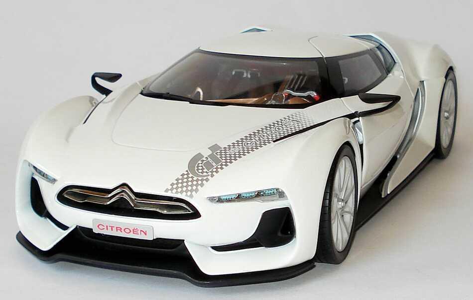 Foto 1:18 GT by Citroen (Concept Car Autosalon Paris 2008) weiß Norev 181610