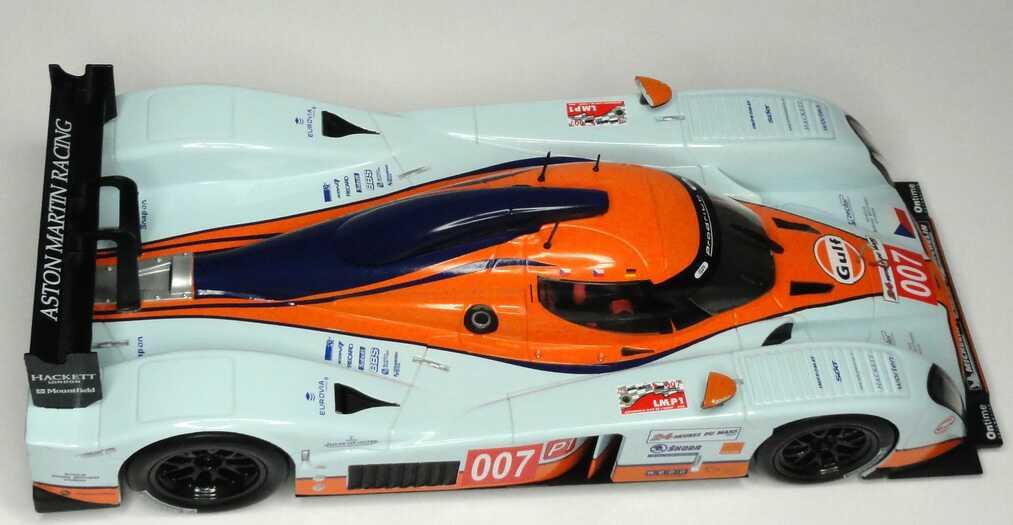 Foto 1:18 Lola Aston Martin LMP1 24h von Le Mans 2009 Aston Martin Racing, Gulf Nr.007, Mücke / Enge / Charouz Norev 182760