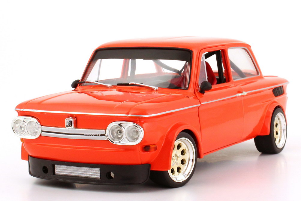 nsu prinz 1000 tts orange limited edition 1000 revell. Black Bedroom Furniture Sets. Home Design Ideas