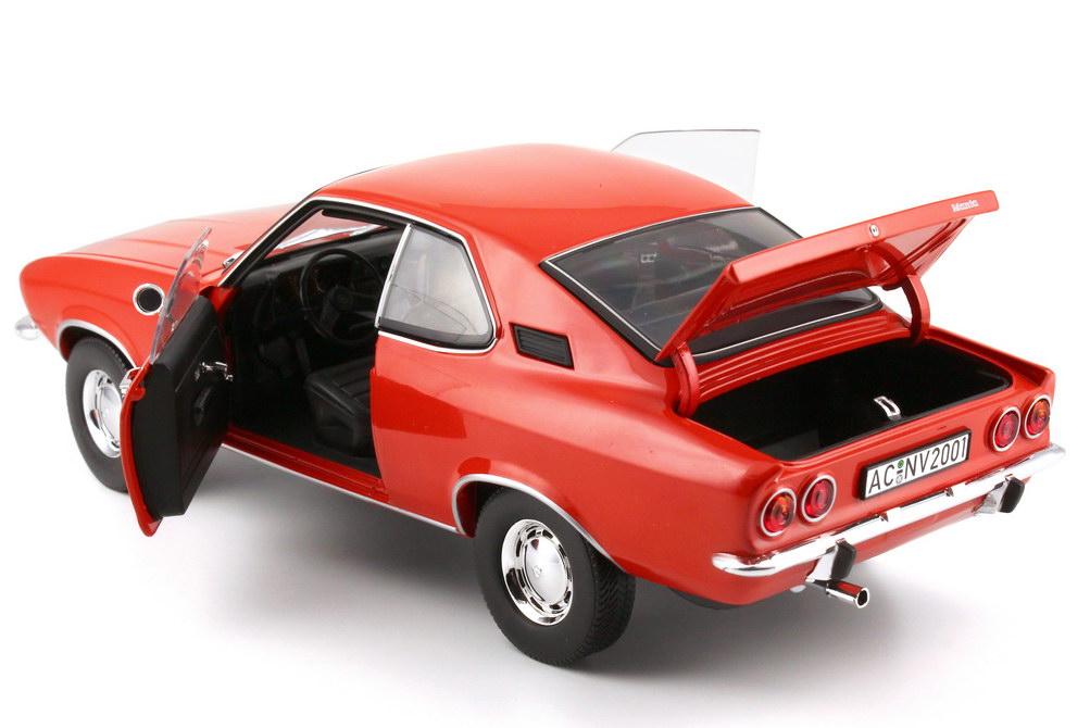 Foto 1:18 Opel Manta A ziegel-rot Norev 183623