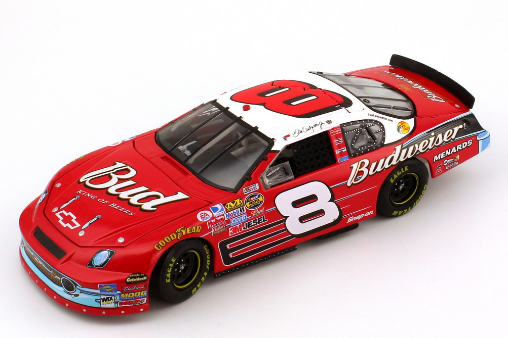 Foto 1:24 Chevrolet Monte Carlo SS NASCAR 2007 Dale Earnhardt Inc. Nr.8 Dale Earnhardt Jr. 57 Chevy 50th Anniversary - ACTION Collectables CX87821C5EJ