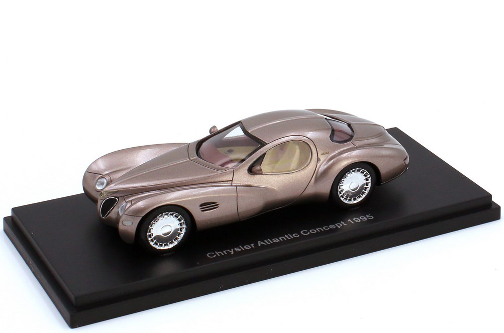 Foto 1:43 Chrysler Atlantic Concept Car 1995 copper-met. - BoS 43125