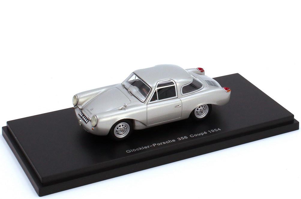 Foto 1:43 Glöckler-Coupé 1954 - Basis Porsche 356 - silber-met. - BoS 43770