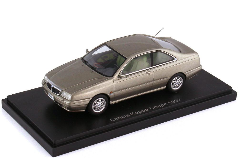 Foto 1:43 Lancia Kappa Coupé 1997 grau-met. - Best of Show BoS 43370