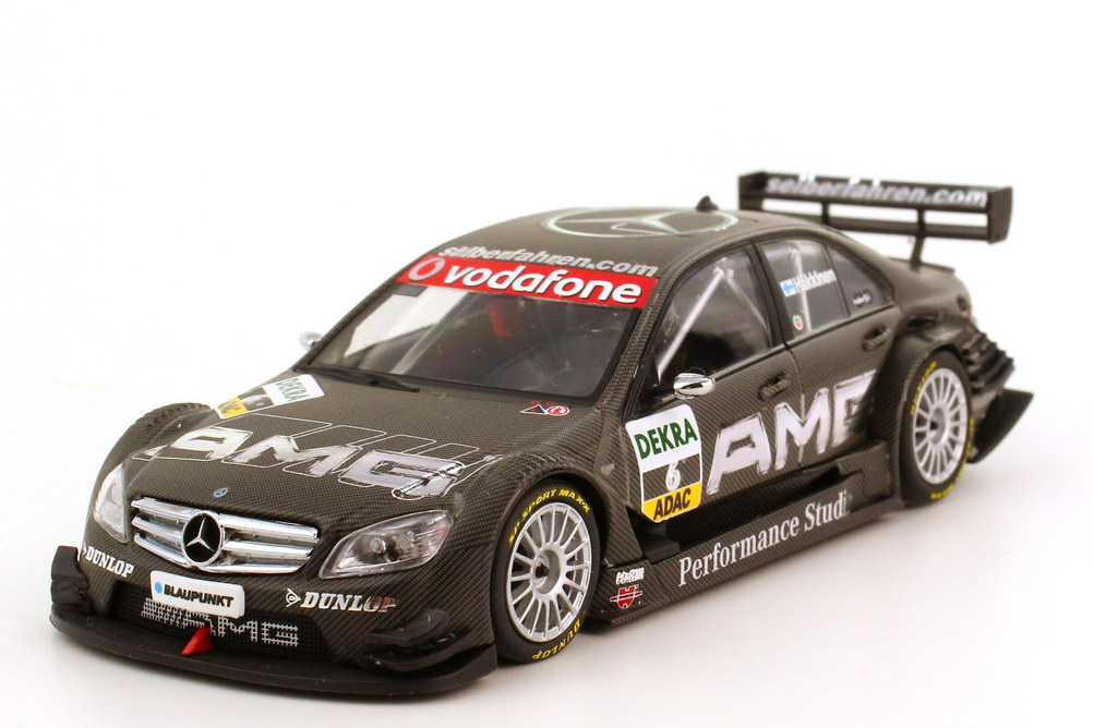 mercedes benz c klasse w204 dtm 2007 amg nr 6 mika. Black Bedroom Furniture Sets. Home Design Ideas