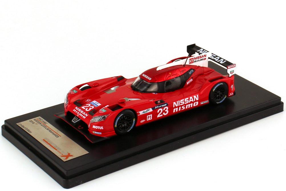 Foto 1:43 Nissan GT-R LM Nismo 24h Le Mans 2015 Nr.23 Chilton Mardenborough Pla - Premium X PRD546J