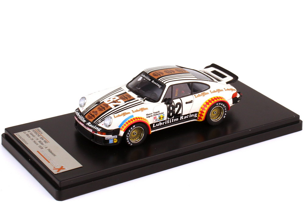 Foto 1:43 Porsche 934 Turbo 24h von Le Mans 1979 Lubrifilm Nr.82 Vanoli Müller Pallavicini - Premium X PR0414