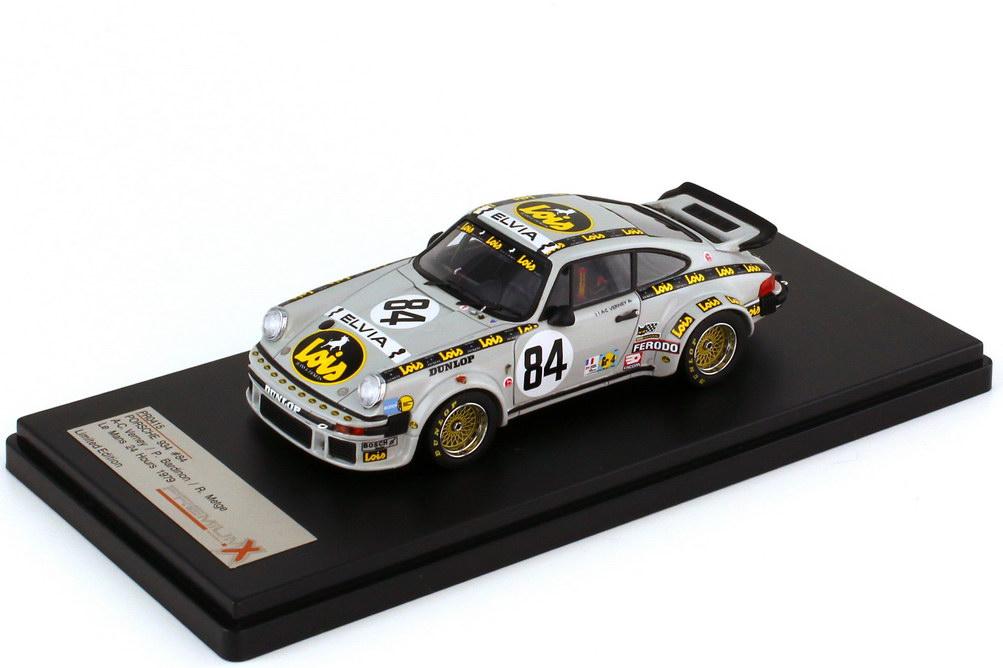 Foto 1:43 Porsche 934 Turbo 24h von Le Mans 1979 Lois Nr.84 Verney Bardinon Metge - Premium X PR0415