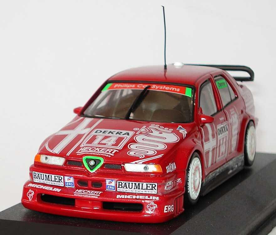 Alfa Romeo 155 V6 TI DTM 1993 Schübel-Team Nr.14, Danner