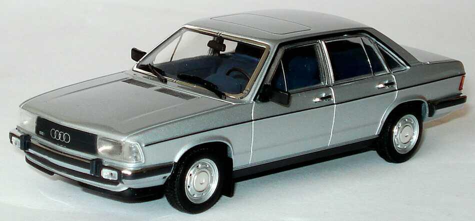 Foto 1:43 Audi 100 GL 5E diamantsilber-met. Minichamps 400015100