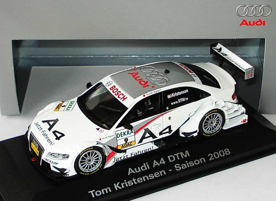 audi a4 dtm 2008 abt a4 jetzt fahren nr 9 tom. Black Bedroom Furniture Sets. Home Design Ideas
