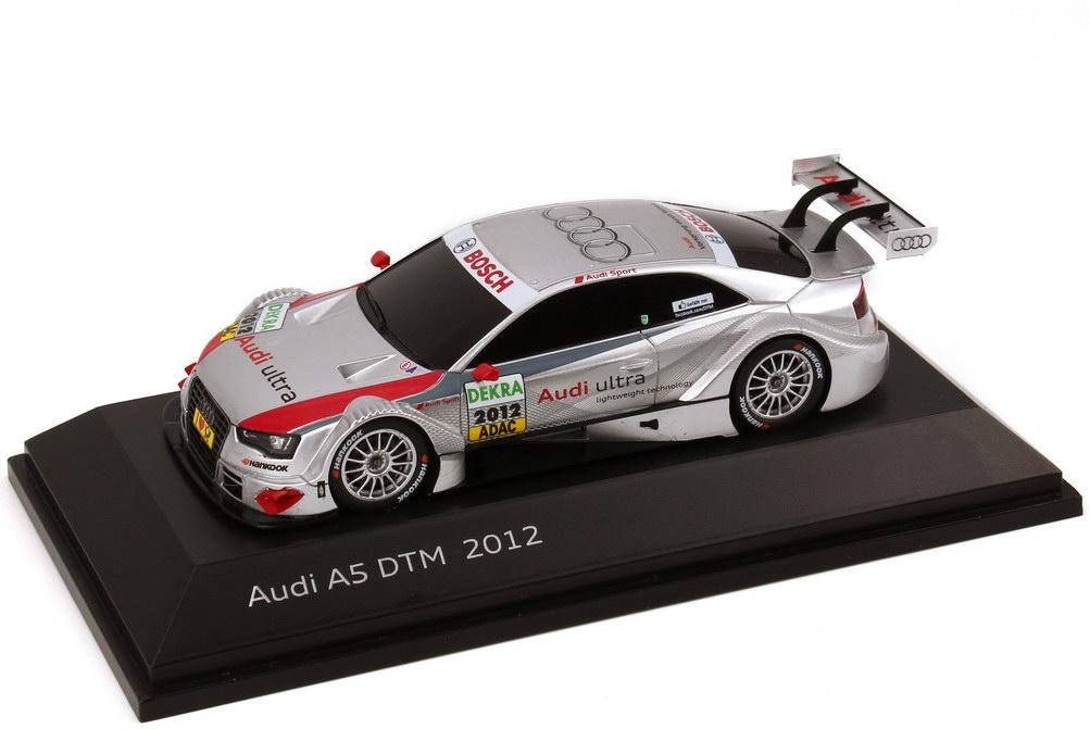 Foto 1:43 Audi A5 DTM 2012 Präsentation Werbemodell Spark 5021200113
