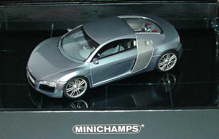 Foto 1:43 Audi Le Mans Quattro Konzeptstudie 2003 Minichamps 440013120